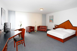 Double Zimmer im Alma Laforsch Hotel-Appartements